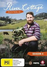River Cottage Australia: Series 4 NEW R4 DVD