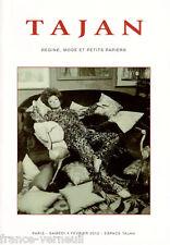 """Catalogue de vente """"Regine, mode et petits papiers"""" Feminine souvenirs 2012"""
