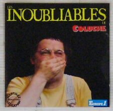 Coluche CD Inoubliables 1988