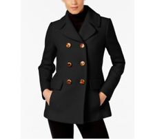 kate spade new york Bow-Back Peacoat MSRP $418 Size L # WN 172/L NEW