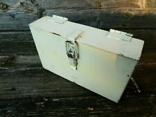 Ford M8 Ford M20 Tank Armored Vehicle Hand Grenade Box G136 Daimler Ferret