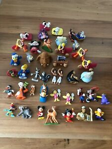 Bulk Lot Vintage Fast Food Mini Collectable Toys Mcdonalds Happy Meal Look