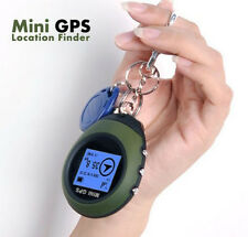 Mini GPS Navigation Backtrack Personal Location Finder Travel Outdoor Receiver