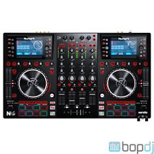 Numark NV II - 4-Channel Serato DJ MIDI USB Controller NV2 NVII w/ Screens