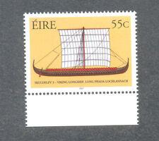 Vikingos-Viking Longship-estampillada sin montar o nunca montada Irlanda (2007) 1863-envío