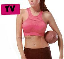 Fashion Padded Seamless Athletic Long Line Sports Yoga Training Bra Top 0336