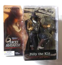 Billy The Kid Monsters 3 Faces of Madness New 2004 McFarlane Amricons