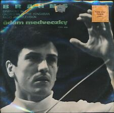 BRAHMS SYMPHONY 2 ADAM MEDVECSKY HUNGARIAN RADIO ORCH HUNG LPX 11537 SEALED