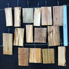 CYPRESS WOOD 10 LARGE PIECE FOR MOUNTING ORCHID 50 square in surface