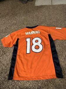 Peyton Mannin Youth Jersey 18 Large 14-16