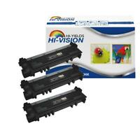 3 pk E514 Toner Cartridge for Dell E310dw E514dw Multifunction Printer PREMIUM!