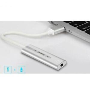 USB-Soundkarte (integrierte Audio-In und 7.1 Kanal Audio Out-Schnittstelle,