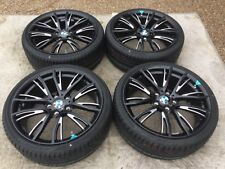 "BMW 2 SERIES NEW OEM FACTORY STYLE 624 M 19"" WHEEL/TIRE/TPMS & CENTER CAP SET"