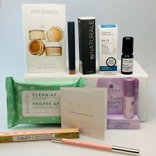 NEW~ Clean Makeup Kit ~ Tatcha RMS Beauty Bite Eve Lom Odacite ~ READ