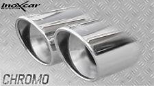 TERMINALE DI SCARICO SPORTIVO ACCIAIO INOXCAR BMW serie 1 E87 123D coupè (204cv)