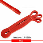 Heavy Duty Resistance Band Pull Up Latex Assisted Exercise Power Lifting Fitness