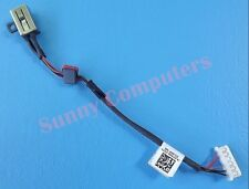 Dell Inspiron 17 5000 5758 5759 5755 DC Power Jack Cable 037KW6 DC30100UB00 AU