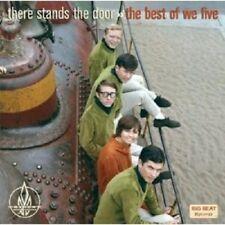 WE FIVE - THERE STANDS THE DOOR-THE BEST OF WE FIVE  CD NEW!