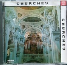 SONOTON MUSIC CD - SCD 148 - CHURCHES