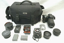 Nikon D90 12.3MP Digital SLR Camera & Accessories