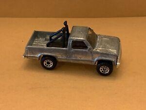 Preproduction Matchbox Superfast No. 17  Dodge Dakota Bare Metal Body