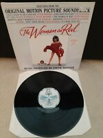 "Stevie Wonder – The Woman In Red Soundtrack  Vinyl 12"" LP Motown ZL 72285 1984"