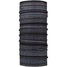 Buff Unisex Anira Graphite Original Protective Tubular Bandana Scarf - Black