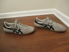 Used Worn Size 13 Asics Tokuten Shoes Gray, Obsidian, Gum
