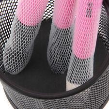 10 pcs Cosmetic Make Up Brush Netting - Guard Cover - Mesh Sheath Protectors!