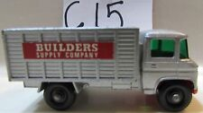 MATCHBOX LESNEY SCAFFOLDING TRUCK - MADE IN ENGLAND LOOSE