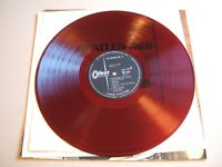 The Beatles - Beatles No. 5 original 1960's japanese red vinyl lp OR 7103  rare