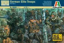 Italeri 1/72 6068 WWII German Elite Troops (48 Figures, 16 Poses)