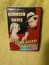 Brand New/Un-Sealed Dvd! Edward G. Robinson: Kid Galahad! Gangster Thriller!