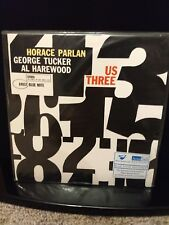 Horace Parlan, Us Three, 2LP, 45rpm, Numbered Edition, Factory Sealed,  OOP.