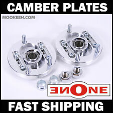 MOOKEEH Adjustable Camber Plates For Coilovers 10 09-15 Chevrolet Cruze