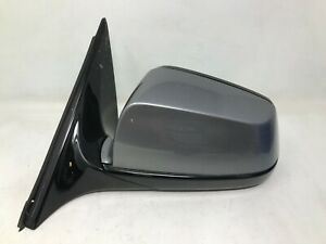 2010-2012 BMW 750i Driver Side View Power Door Mirror Gray Camera OEM G150001