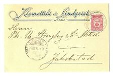 Finland under Imperial Russia Klemettila & Lindqvist Waasa Official PC 1911