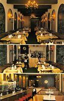 Hamilton Ontario Canada 1960s Postcard Archway Restaurant Steak House Tavern