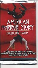 American horror story, trading card pack