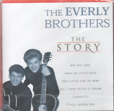 The Story by The Everly Brothers (CD, 2012 Disky) 19 Tracks/Bye Bye Love/Wake Up