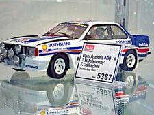 OPEL Ascona B 400 Rallye RAC GB 1982 Toivonen #7 Rothma ns Sunstar RAR 1:18