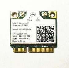Intel Advanced-N 6235ANHMW Bluetooth 4.0 WIFI Half MINI PCI-E Card Dell SONY