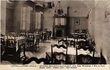 CPA  Cosne-sur-Loire (Niévre) -Café Restaurant de la Ville -Bonne table (293241)
