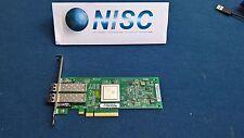QLogic QLE2562-DELL Double Port PCIe HBA  2x8Gbps Fibre Channel KV00H 06T94G