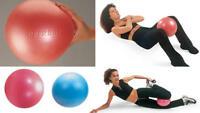 OVER BALL 23 a 25 cm PALLA SOFT GYM ESERCIZI PILATES GINNASTICA Fitness FitBall