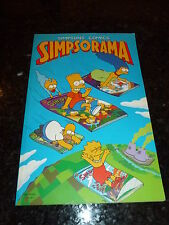 SIMPSORAMA Comic - Date 0/1996 - Titan Comic Book