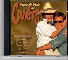 (FH399) Absolute Country - Guys & Gals Of Country - 1998 CD