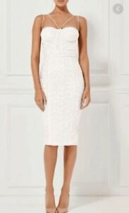 Misha Collection Milly Dress - Milk
