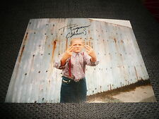 "THOMAS TURGOOSE signed Autogramm auf 20x25 ""THIS IS ENGLAND"" Foto InPerson RAR"