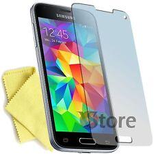 2 Película Para Samsung Galaxy S5 Mini G800F G800 Protector De Pantalla Display